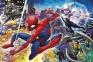 24 эл. Макси - Бесстрашный Спайдермен / Disney Marvel Spiderman / Trefl 0