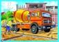 4 в 1 (35, 48, 54,70) эл. - Большие строительные машини / Trefl 0