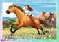 4 в 1 (35,48,54,70) ел. - Спірит: Стрибки на волі. Післяобідня прогулянка / DreamWorks Animation / Trefl 2