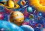 1000 ел. - Подорож Сонячною системою / Castorland 0