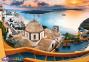 1000 эл. - Сказочное Санторини, Греция / Trefl 0