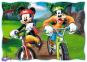 4 в 1 (35,48,54,70) эл. – Клуб друзей Мышки Микки. Веселые игры в парке / Disney Standard Characters / Trefl 2