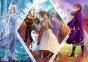 200 эл. - Холодное сердце-2. Сестры в ледяной стране / Disney Frozen 2 / Trefl 0