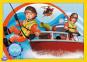 4 в 1 (12,15,20,24) ел. - Пожежник Сем та його команда / Prism A&D Fireman Sam / Trefl 2