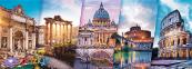 500 эл. Panorama - Путешествие в Италию / Trefl 0