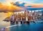 500 эл. High Quality Collection - Нью-Йорк. Вид на Манхэттен / Clementoni 0