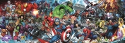 1000 эл. Panorama - Присоединяйтесь к Вселенной Marvel / Disney Marvel / Trefl 0