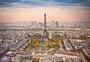 1500 ел. - Панорама Парижу / Castorland 0
