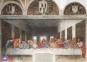 1000 ел. Музейна Колекція - Леонардо да Вінчі. Таємна вечеря / Clementoni 0