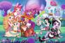 24 ел. Максі - Веселий світ Енчантімалс / Mattel Enchantimals / Trefl 0
