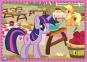 4 в 1 (35,48,54,70) ел. – Канікули маленьких Поні / Hasbro, My Little Pony / Trefl 3