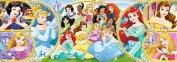 500 эл. Panorama - Возвращение в мир Принцесс. Коллаж / Disney Princess 0