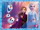 2 в 1 (30,48) эл.+ Мемос – Холодное сердце-2. Загадочная земля / Disney Frozen 2 / Trefl 0