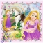 3 в 1 (20,36,50) ел. - Принцеси Рапунцель, Аврора та Аріель / Disney Princess / Trefl 3