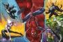 100 эл. - Спайдермен. Вверх ногами / Disney Marvel Spiderman / Trefl 0