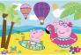 24 ел. Максі - Канікули Свинки Пеппи / Peppa Pig / Trefl 0