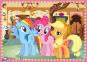 4 в 1 (35,48,54,70) ел. – Канікули маленьких Поні / Hasbro, My Little Pony / Trefl 2