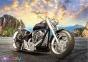500 ел. - Чорний мотоцикл / Trefl 0