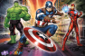24 эл. Макси - В мире Мстителей / Disney Marvel The Avengers / Trefl 0