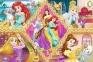 160 ел. - Пригоди Принцес. Колаж / Disney Princess / Trefl 0