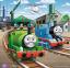 3 в 1 (20,36,50) эл. – Томас, вперед! Томас и его друзья / Thomas and Friends / Trefl 0