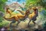 160 ел. - Тиранозаври / Trefl 0