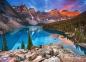 500 эл. - Рассвет над озером Морейн, Канада / Castorland 0