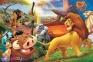 100 ел. - Король Лев. Пригоди Сімби / Disney The Lion King / Trefl 0