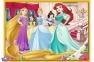 4 в 1 (35,48,54,70) ел. - Радісний день Принцес / Disney Princess / Trefl 4