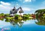 1000 эл. - Дворец Санпет Прасат, Бангкок, Таиланд / Trefl 0