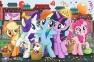 160 эл. - Маленькие Пони на закупах / Hasbro, My Little Pony / Trefl 0