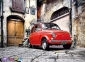 500 ел. High Quality Collection - Червоний Fiat 500 / Clementoni 0