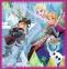 3 в 1 (20,36,50) ел. - Крижане Серце. Зимова магія / Disney Frozen / Trefl 2