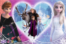 160 эл. - Холодное сердце-2. Счастливые моменты / Disney Frozen 2 / Trefl 0