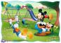 4 в 1 (35,48,54,70) эл. – Клуб друзей Мышки Микки. Веселые игры в парке / Disney Standard Characters / Trefl 3