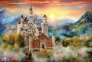 2000 ел. High Quality Collection - Еймі Стюарт. Замок Нойшванштайн у ранковому тумані / MGL / Clementoni 0