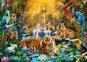 1000 ел. High Quality Collection - Ян Патрік Красни. Містичні тигри / MGL / Clementoni 0