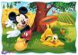 4 в 1 (35,48,54,70) эл. – Клуб друзей Мышки Микки. Веселые игры в парке / Disney Standard Characters / Trefl 0