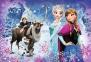 160 ел. - Крижане серце. Зимові пригоди / Disney Frozen / Trefl 0