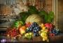 1500 эл. - Натюрморт с фруктами / Castorland 0