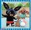 3 в 1 (20,36,50) эл. - Кролик Бинг. Забавы с друзьями / Acamar Films Bing / Trefl 3