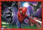 4 в 1 (35, 48, 54,70) ел. - У сітці спайдермена / Disney Marvel Spiderman / Trefl 4