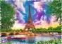 600 ел. Crazy Shapes - Небо над Парижем / 500px / Trefl 0