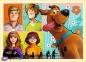 4 в 1 (35,48,54,70) эл. - Скуби-Ду и его друзья / Warner Scooby Doo - Scoob Movie / Trefl 3
