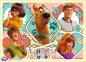 4 в 1 (35,48,54,70) эл. - Скуби-Ду и его друзья / Warner Scooby Doo - Scoob Movie / Trefl 0