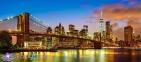 600 эл. - Бруклинский мост, Нью-Йорк / Castorland 0