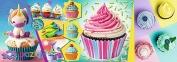 1000 эл. Panorama - Цветные пирожные / Trefl 0