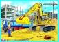 4 в 1 (12,15,20,24) эл. - Большие строительные машины / Trefl 2