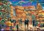 1000 эл. - Чак Пинсон. Рождественская городская площадь / Chuck Pinson_L / Trefl 0
