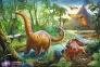 60 ел. - Мандрівки динозаврів / Trefl 0